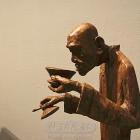 李先海的木雕艺术作品