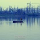 湖面清洁工