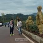 四川洪雅县:稻草人艺术,让游客感触更多的乡愁
