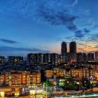 城市 · 傍晚