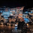 大悦城の夜