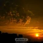 夕阳和晚霞