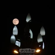 十五的月亮十...