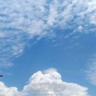 蓝天-白云!...