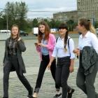 俄罗斯街拍
