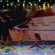 舞蹈〈红色五...