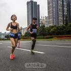 随风随拍-身边的马拉松比赛