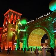 迪拜---地球村...