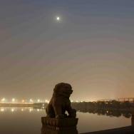北京卢沟桥夜...
