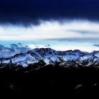 巴朗山的顶天立地与四姑娘山的雄伟俊俏