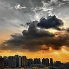 天空的云彩