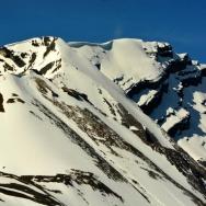 北美洲赏雪
